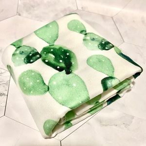 Other - NEW Ultra Stretch & Soft Baby Swaddle in Cactus